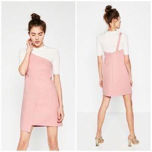 NWT Zara Trafulac Asymmetrical Dress